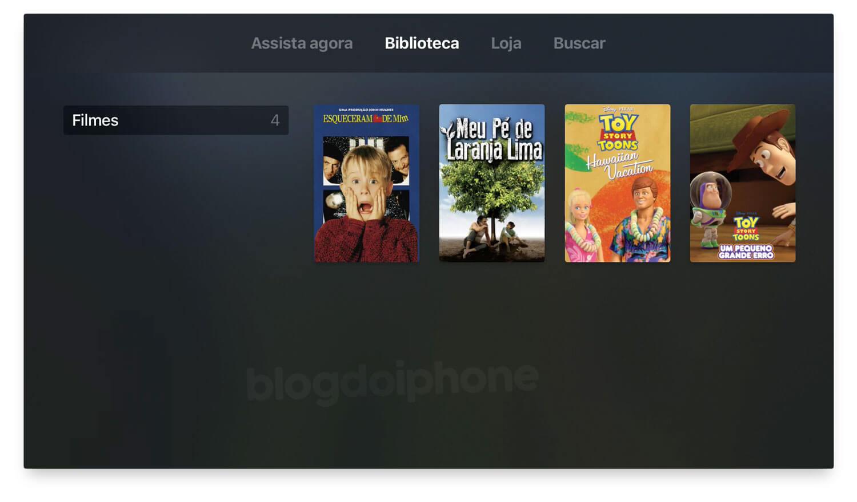 Com o novo app, o botão «Início» do controle remoto da Apple TV muda de  função, recuperando sua funcionalidade original que é a de chamar o  aplicativo TV. 222fe0ca71