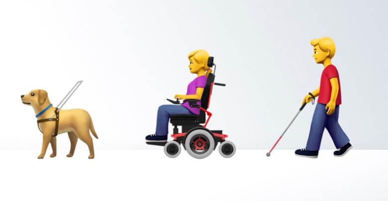 Photo of Apple sugere a criação de Emojis de Acessibilidade