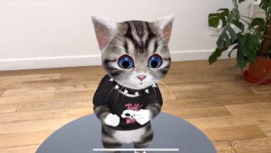Photo of Graças à câmera facial do iPhone X, no futuro suas ligações por vídeo poderão ser bem mais animadas