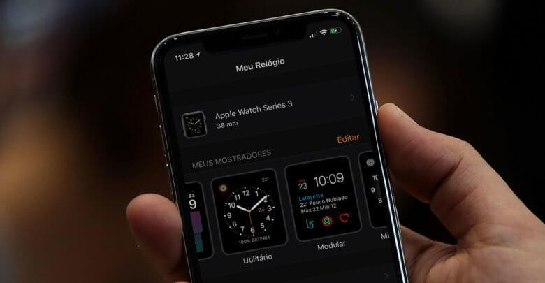 1855d5aa1cf Códigos no watchOS sugerem futura compatibilidade de mostradores de ...