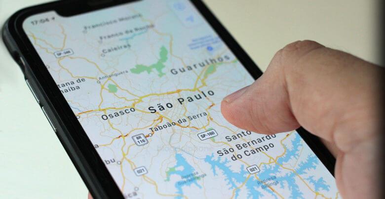 Photo of Como dar zoom nos mapas do iOS usando apenas um dedo