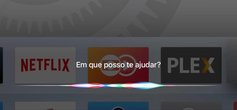Apple TV ganha Siri em Português. Veja detalhes de como funciona