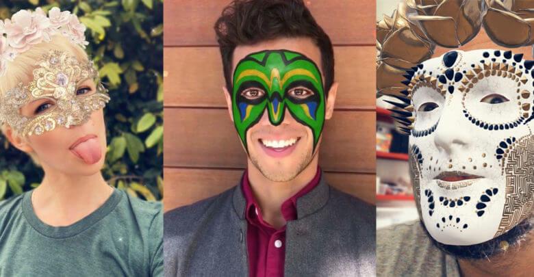 Photo of Snapchat finalmente lança máscaras exclusivas para a câmera TrueDepth do iPhone X