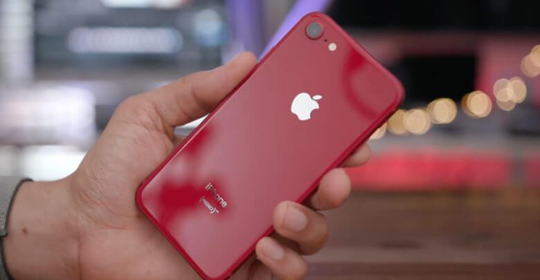 Photo of Assim é o novo iPhone 8 vermelho na vida real