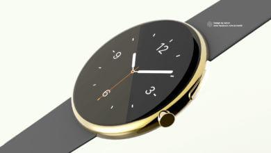 Photo of Apple registra patente de um relógio com tela circular