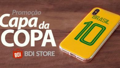 Photo of Promoção Capa da Copa: se o Brasil ganhar em campo, seu iPhone ganha uma capa!