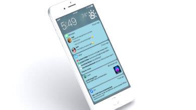 Photo of Conceito mostra como poderiam ser as notificações unificadas no iOS