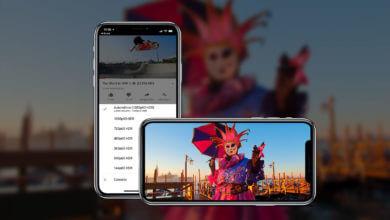 Photo of Aplicativo do YouTube ganha suporte a vídeos HDR no iPhone X