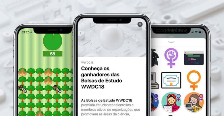Photo of Conheça os estudantes brasileiros que ganharam ingresso, viagem e estadia para a WWDC 2018