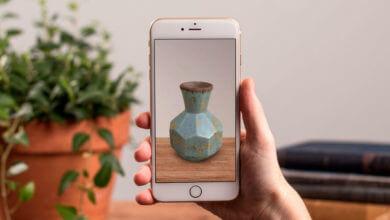 Photo of No iOS 12, a Realidade Aumentada poderá ser acessada diretamente em sites, sem aplicativos específicos