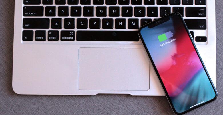 Photo of No futuro, talvez você consiga recarregar o seu iPhone apenas encostando-o no MacBook ou no iPad