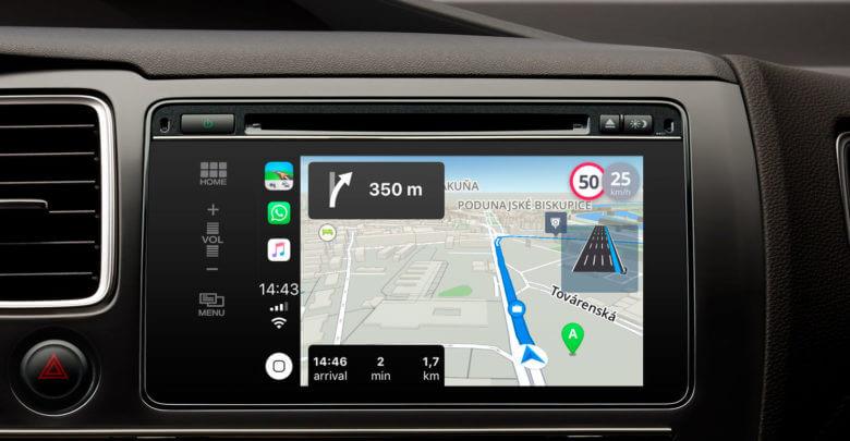 Photo of Sygic é a primeira a sinalizar navegação GPS off-line para o CarPlay no iOS 12