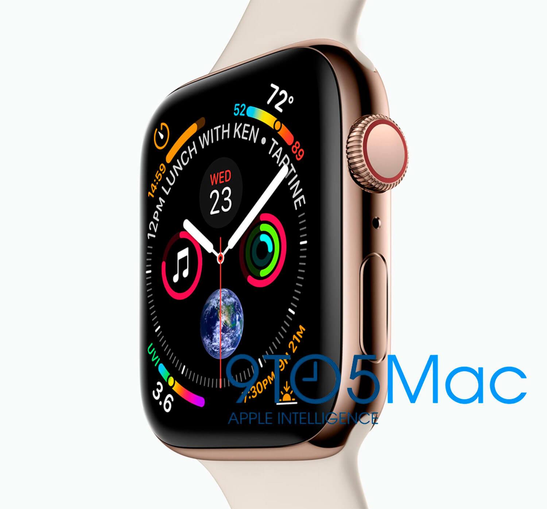 a03bb2bf6f3 O que podemos esperar do Apple Watch Series 4 » Blog do iPhone