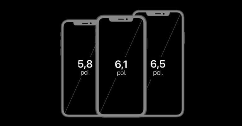 Photo of Veja a comparação de tamanho dos novos iPhones em relação a modelos de gerações passadas