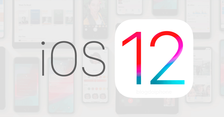 Apple libera a versão final do iOS 12 para todos os usuários