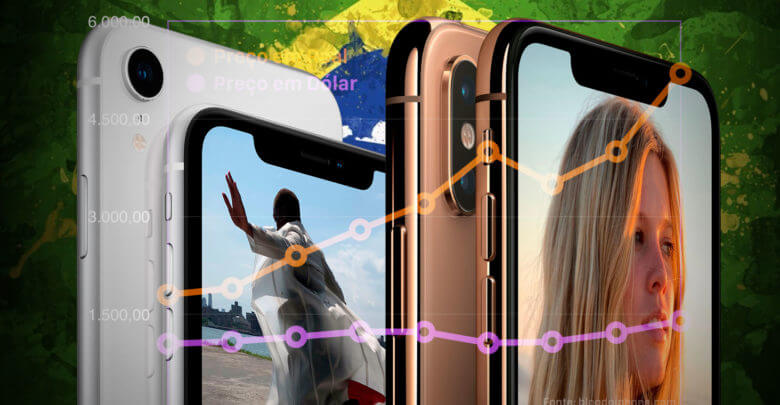 Photo of Análise do preço do iPhone XR e XS no Brasil