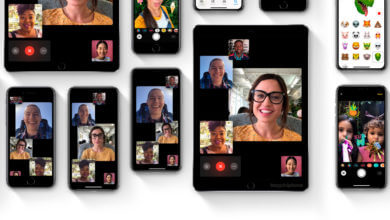 Photo of Como realizar chamadas em grupo pelo FaceTime no iPhone e iPad