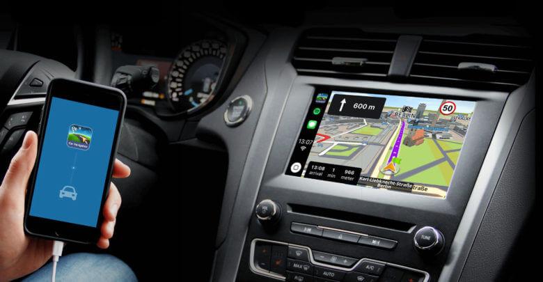 Photo of Sygic lança o primeiro aplicativo de mapas off-line compatível com CarPlay