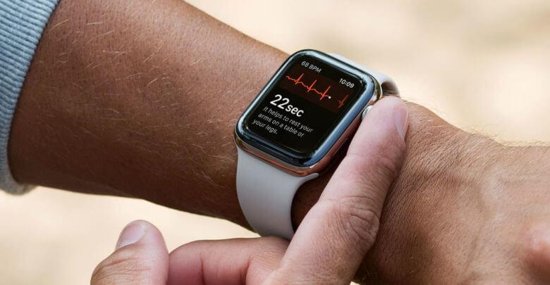 Photo of Função de Eletrocardiograma do Apple Watch poderá ser liberada na próxima atualização do sistema