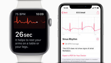 Photo of Autoridades canadenses autorizam o uso do ECG do Apple Watch no país