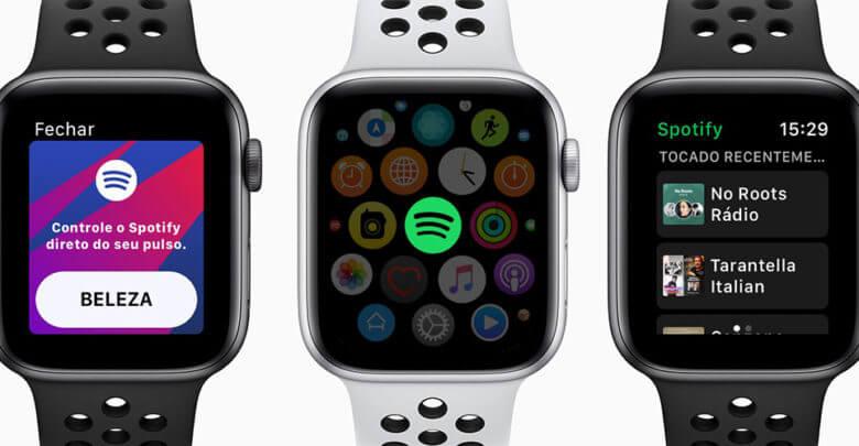 Photo of Spotify finalmente lança aplicativo para o Apple Watch