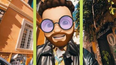 Photo of Cantor italiano faz um clipe musical unindo Realidade Aumentada com os Memoji do iPhone