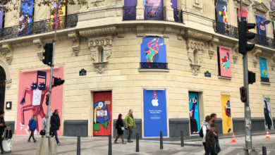 Photo of Apple abrirá uma nova loja na avenida mais famosa do mundo: a Champs-Élysées