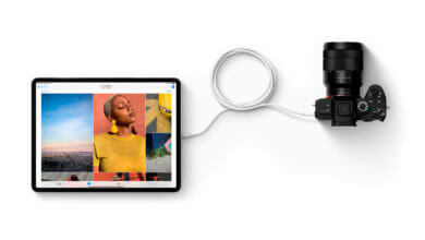 Photo of O que é possível conectar no USB-C do novo iPad Pro