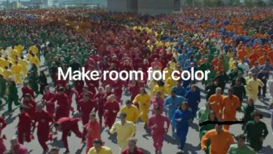 Photo of Novo comercial do iPhone XR mostra muita cor e pouco iPhone