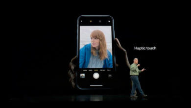 Photo of iOS 12.1.1 adiciona ajustes para o Haptic Touch no iPhone XR