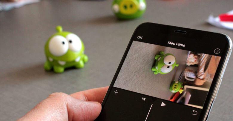 Photo of Como editar um vídeo vertical no iMovie do iOS, sem cortes na imagem