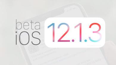 Photo of Apple lança um SEGUNDO beta do iOS 12.1.3 sem nunca ter havido um primeiro