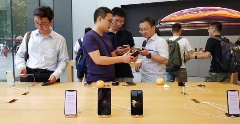 Photo of Apple irá liberar uma atualização do iOS 12 exclusivamente para a China na semana que vem