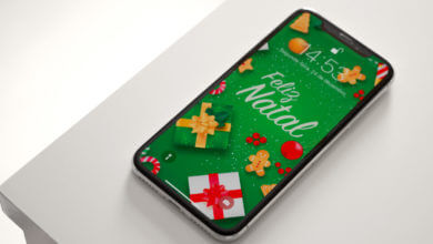 Photo of Baixe os wallpapers especiais de Natal para iPhone