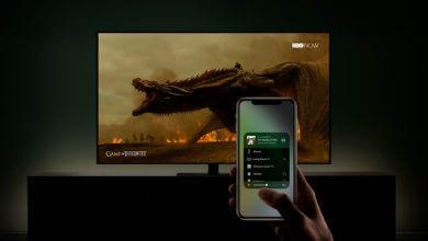 Photo of AirPlay 2 será compatível nativamente com as marcas mais populares de SmartTVs