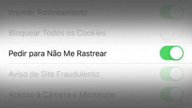"""Photo of Futuro iOS 12.2 irá eliminar a opção """"Pedir para Não me Rastrear"""" no Safari"""