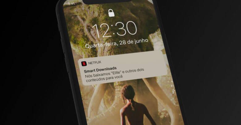 Photo of Aplicativo do Netflix para iOS agora possui função para baixar automaticamente as séries que você assiste