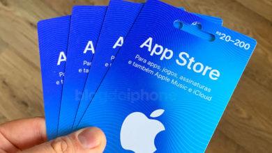Photo of Aprenda como resgatar um cartão presente na App Store brasileira