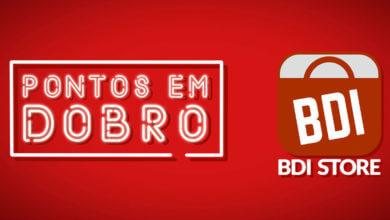 Photo of Pontos em Dobro BDI Store: dois dias com o dobro de pontos em cada compra!