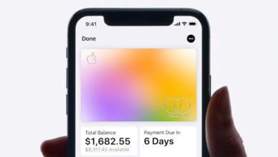 Photo of Apple Card poderá ser solicitado diretamente no app Wallet, sem muita burocracia