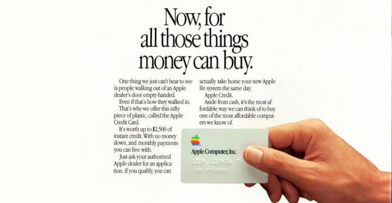 Photo of Sem Steve Jobs, a Apple lançou seu próprio cartão de crédito… em 1986