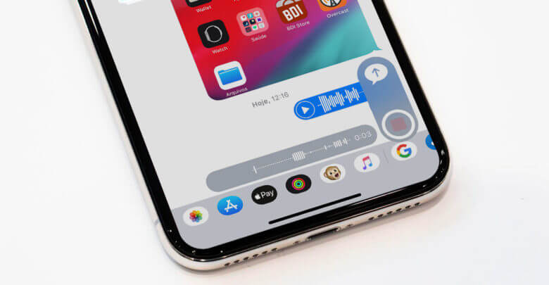 Photo of iOS 12.2 melhora a qualidade das mensagens de áudio no iMessage