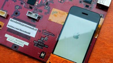 Photo of Assim era o protótipo inicial do primeiro iPhone