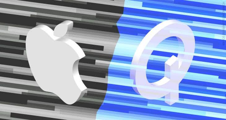 Photo of Apple e Qualcomm encerram sua briga na justiça, de forma amigável