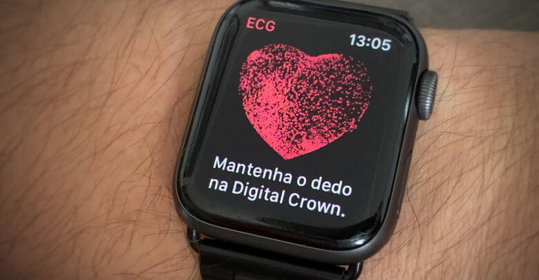 Photo of watchOS 5.3 ativa o ECG no Canadá e Singapura