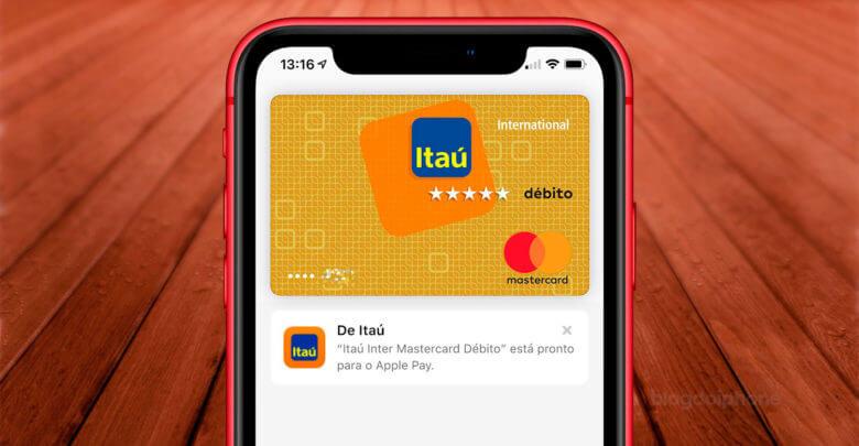 Photo of Cartões adicionais do Itaú e Credicard já podem ser usados no Apple Pay