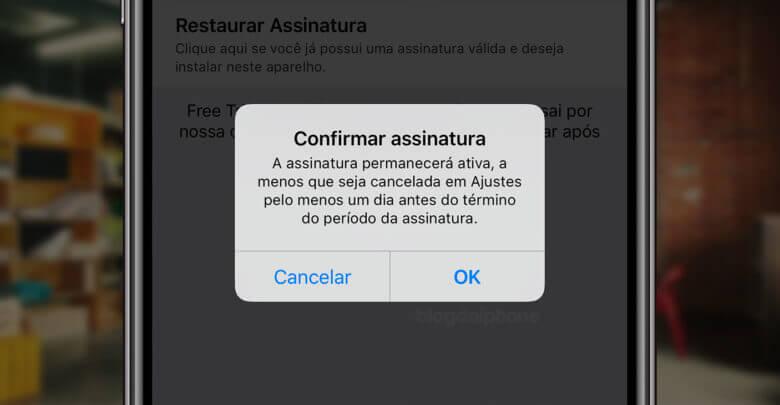 Photo of App Store passa a avisar com mais ênfase quando você faz uma assinatura em um aplicativo