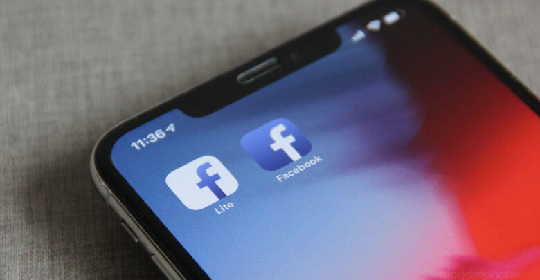 Photo of Facebook Lite é uma maneira de gastar menos bateria e poupar espaço no iPhone