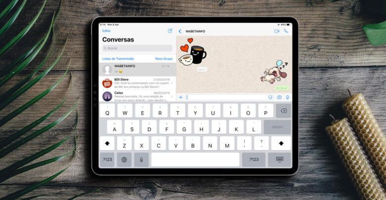 Photo of WhatsApp parece estar preparando uma versão nativa para iPad