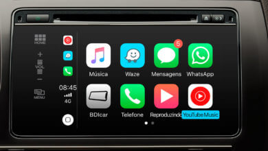 Photo of Aplicativo YouTube Music ganha versão para CarPlay